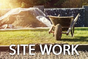 Site-Work